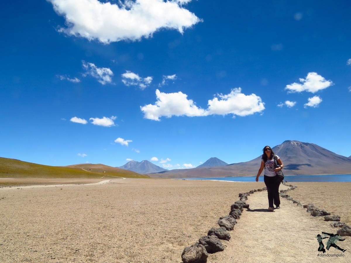 Mochilão Chile e Bolívia