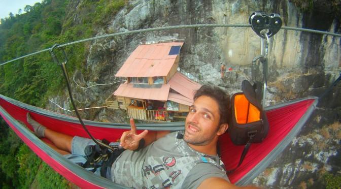 Uma casa no ar – Colômbia